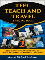 TEFL Teach And Travel 2