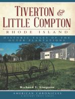 Tiverton and Little Compton, Rhode Island