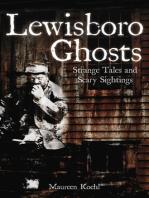 Lewisboro Ghosts