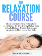 Relaxation Course