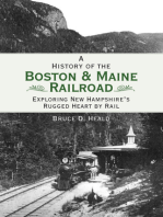 A History of the Boston & Maine Railroad