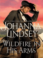 Wildfire In His Arms