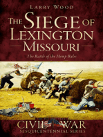 The Siege of Lexington, Missouri