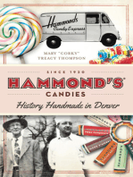 Hammond's Candies: History Handmade in Denver