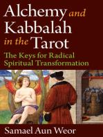 Alchemy and Kabbalah in the Tarot