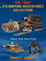 The First Steampunk Adventures Collection