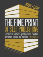 The Fine Print of Self-Publishing