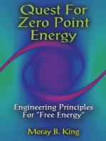 "Quest For Zero-Point Energy: Engineering Principles for ""Free Energy"""
