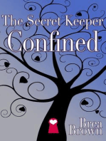 The Secret Keeper Confined (The Secret Keeper Series, #2)