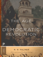The Age of the Democratic Revolution