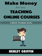 Make Money From Home Teaching Online Video Courses