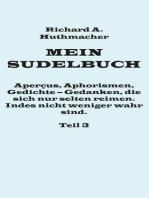 Mein Sudelbuch, Teil 3