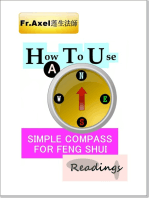 How To Use A Simple Compass For Feng Shui Readings
