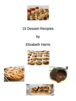 15 Dessert Recipes