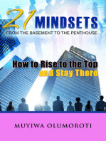 21 Mindsets:How to Rise to the Top and Stay There