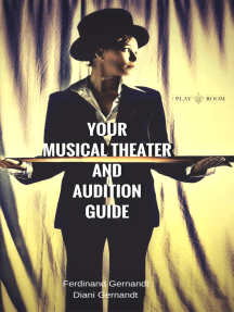 Your Musical Theater and Audition Guide