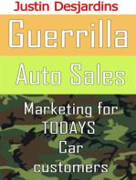 Guerrilla Auto Sales