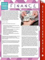 Finance (Speedy Study Guides)