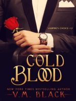 Cold Blood (Vampire's Choice Paranormal Romance)