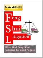 Feng Shui Litigation