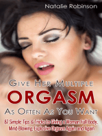 Give Her Multiple Orgasm As Often As You Want