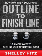 How to Write a Book From Outline to Finish Line