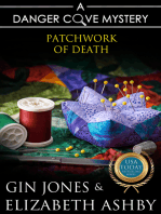 Four-Patch of Trouble (a Danger Cove Quilting Mystery)