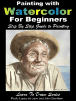 Painting with Watercolor For Beginners