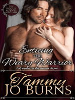 Enticing the Weary Warrior (The Rogue Agents, #3)