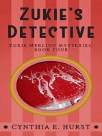 Zukie's Detective (Zukie Merlino Mysteries, #4)