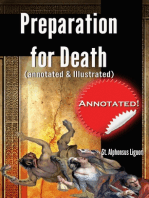 Preparation for Death (annotated & illustrated)