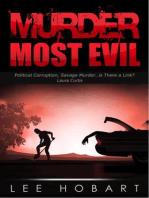 Murder Most Evil (The Laura Curtis, Female Private Investigator Series (3), #4)