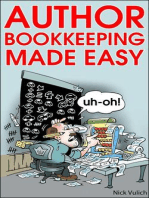 Author Bookkeeping Made Easy