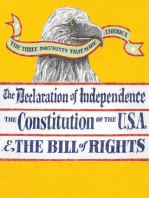 The Three Documents that Made America