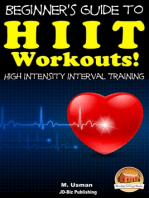 Beginners Guide to HIIT Workouts High Intensity Interval Training