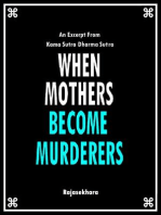 When Mothers Become Murderers