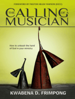 The Calling of a Musician
