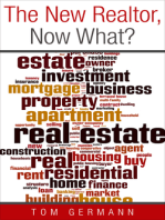 The New Realtor, Now What?