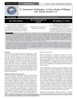 MBA Case Study on Flipkart and Amazon - E- Commerce Challenges