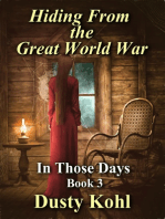 In Those Days Book 3 Hiding From the Great World War
