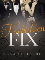 Forbidden Fix (Executive Toy, #6)