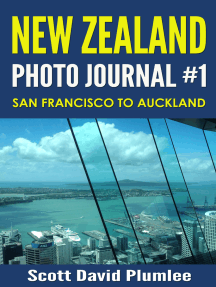 New Zealand Photo Journal #1: San Francisco to Auckland