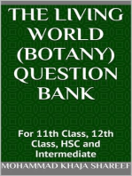 The Living World (Botany) Question Bank
