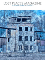 Lost Places Magazine Sonderausgabe 1 Juni 2015