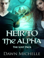 Heir to the Alpha (The Lost Pack, #7)