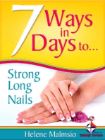 7 Ways In 7 Days to Long, Strong Nails