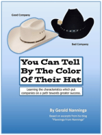 You Can Tell By the Color of Their Hat