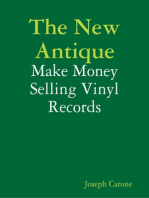The New Antique Make Money Selling Vinyl Records