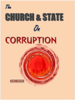 Church and State On Corruption