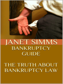 Bankruptcy Guide: The Truth About Bankruptcy Law